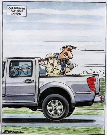 Ford Carsharing in der Autobild
