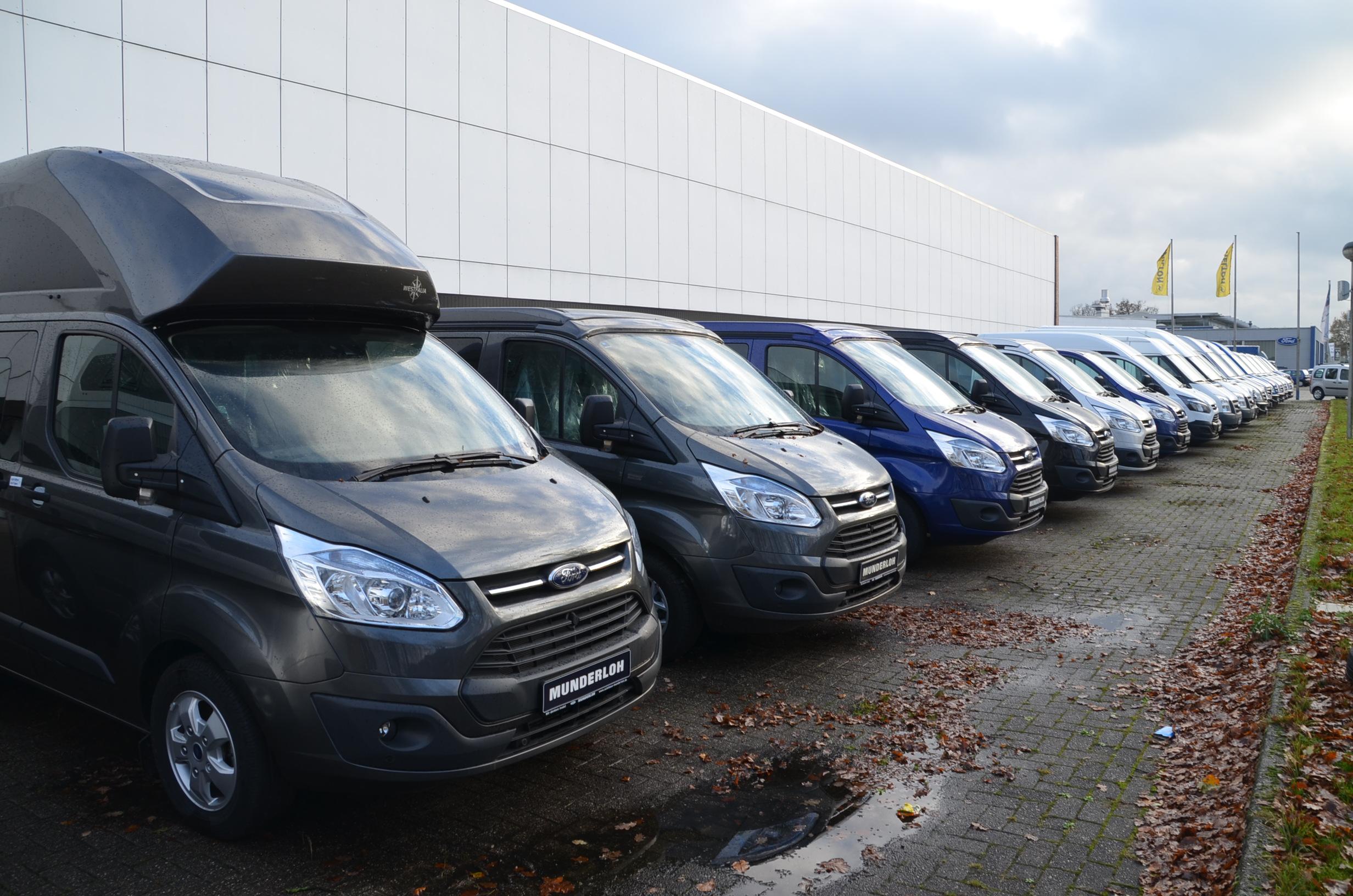 Ford Freizeitmobile
